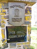 Image for Fox Hill Cemetery - Port Williams, NS