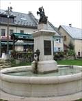 Image for Fontaine de l'Ange au Dauphin - Méaudre, France