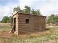 Image for One Room Jail - Route 66 - Texola, Oklahoma, USA.