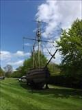 Image for 'Discovery' Replica - Westenhanger Castle, Kent, UK