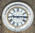 Image for Warehouse Clock - St Katharine's Dock, London, UK