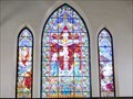 Image for Stained Glass - Christ Church Cathedral - Nassau, Bahamas