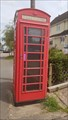 Image for Red Telephone Box - Wymeswold Road - Hoton, Leicestershire