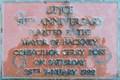 Image for Lidice Massacre - 50 years - St John's Churchyard Gardens, London, UK