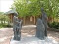 Image for Fourth Lincoln-Douglas Debate Statues - Charleston, IL