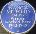 Image for Nancy Mitford - Curzon Street, London, UK