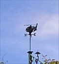 Image for Helicopter Weathervane, Scorrier, Cornwall, UK