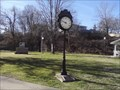 Image for Twin Springs Park Clock - Siloam Springs AR