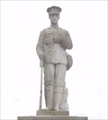 Image for Horwich Loco Works Memorial Soldier - Horwich, UK