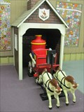 Image for Coin Operated Ride at Hall of Flame Fire Museum - Phoenix, Arizona