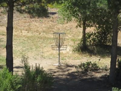 Hole 4 Basket, Aptos, CA