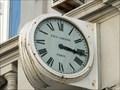 Image for Clock at Mühlenstraße 45 - Brühl - NRW / Germany