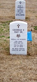 Image for George E. Day, Sr. - Barrancas National Cemetery, NAS Pensacola, FL