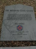 Image for The Missouri State Guard - Boone County,  MO
