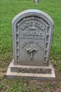 Image for Wade Ella (Muhead) Jordan - First Street Cemetery - Waco, TX