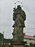 Image for St. John of Nepomuk // sv. Jan Nepomucký - Sudejov, Czech Republic