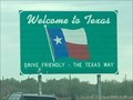 Image for Oklahoma / Texas on Interstate 40