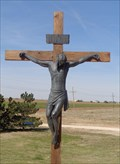 Image for Jesus Christ - The Crucifixion - Groom, Texas, USA.