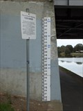 Image for Barwon River Flood Marker