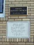 Image for 1921 - Grace Baptist Church - Midlothian, TX