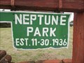 Image for Neptune Park - Clinton, OK