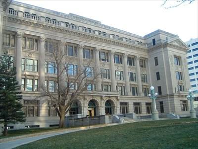 Douglas County Courthouse - Omaha, Nebraska - U S  National