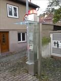 Image for Public Phone Obere Sonnengasse/Untere Marktstraße Bad Blankenburg, Thuringia, Germany