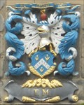Image for Thomas Moodie Coat of Arms - Edinburgh, Scotland