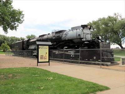 LARGEST -- Steam Locomotive - Cheyenne, WY - Superlatives on