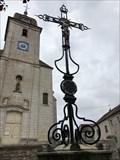 Image for Croix devant St-Étienne - Avrigney, Franche-Comté, France