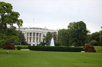 White House Fountain 1 - Washington, DC