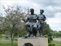 Image for Massachusetts Peace Statue - Orange, MA