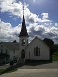 Image for Bell Tower at Trinity Episcopal Church - Mackinac Island MI USA