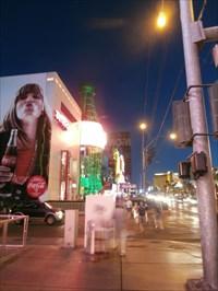 BIG Coke Bottle - Las Vegas Strip