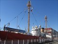 Image for Coast Guard Lightship WLV 605 – Relief (decommissioned) - Oakland, CA