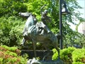 Image for Statue of the Teen Girl Paul Revere - Danbury, CT