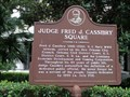Image for Judge Fred J. Cassibry Square