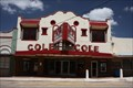 Image for Cole Theatre -- Hallettsville TX