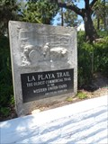 Image for La Playa Trail Marker #5  -  San Diego, CA