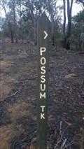 Image for Poosum Track or Possum Track, Brisbane Ranges, Victoria, Australia