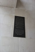 Image for George Williams & YMCA -- Juxon House, St Paul's Churchyard, City of London, UK