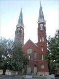 Image for St. Joseph's Catholic Church Bell Towers - Topeka, KS