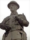 Image for First World War Soldier - Monmouth, Gwent, Wales.