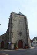 Image for Le Clocher de l'Église Saint-Pierre - Le Crotoy, France