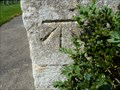 Image for Benchmark & 1GL bolt - St Michael and All Angels - Thorpe on the Hill, Lincolnshire
