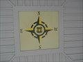 Image for USFS Compass Rose at Pinnacle Mountain Tower - Unicoi, TN