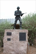 Image for MAJ Audie L. Murphy, US Army -- Camp Mabry, Austin TX