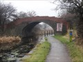 Image for Bridge 19 Over The Manchester Bolton And Bury Canal - Radcliffe, UK