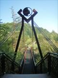 Image for Hocking Hills Indian Bridge - Hocking Co., OH