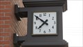 Image for Granite Mountain Bank Clock - Philipsburg, MT